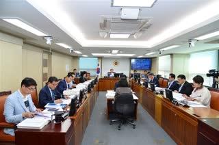 제283회 임시회 기획경제위원회 회의 이미지