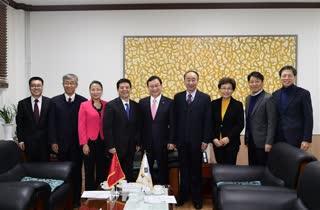 베이징의회 대표단 방문 2018-12-14