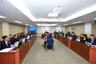 제284회 정례회 교육위원회 회의 이미지