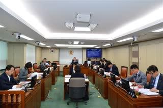 제286회 임시회 환경수자원위원회 회의 이미지