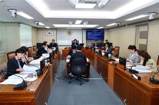 제286회 임시회 보건복지위원회 회의 이미지