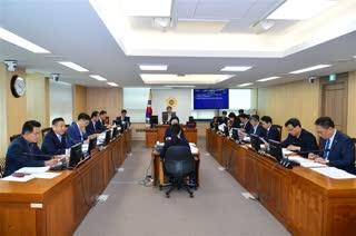 제286회 임시회 도시계획관리위원회 회의 이미지