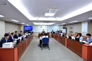 제287회 정례회 교육위원회 회의 이미지