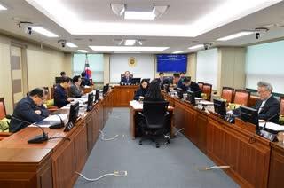 제290회 정례회 서부지역 광역철도건설 특별위원회 회의 이미지