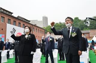 5.18민중항쟁 제40주년기념 서울기념식 2020-05-18