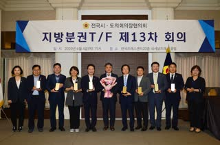지방분권 TF 제13차 회의 2020-06-05