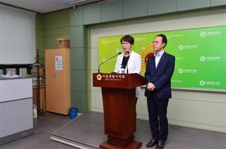 민주주의 무너진 서울시의회 강력규탄 기자회견