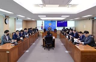 제296회 임시회 폐회중 도시계획관리위원회 회의