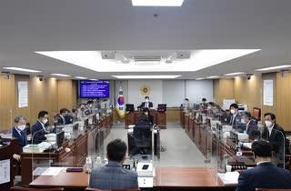 제296회 임시회 폐회중 도시안전건설위원회 회의