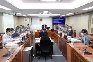 제296회 임시회 폐회중 보건복지위원회 회의