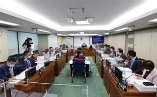 제296회 임시회 폐회중 환경수자원위원회 회의
