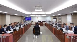 제296회 임시회 폐회중 교육위원회 회의