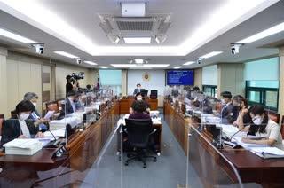 제296회 임시회 폐회중 기획경제위원회 회의