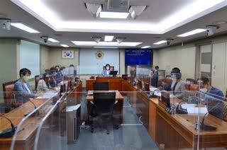 제297회 임시회 보건복지위원회 회의