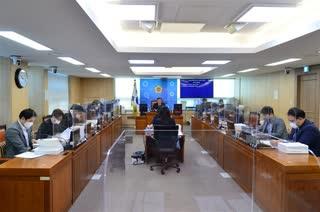 제298회 정례회 도시계획관리위원회 행정사무감사