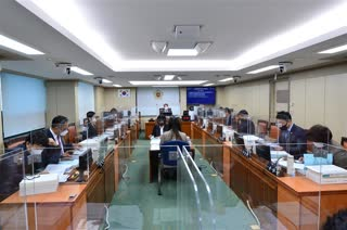 제298회 정례회 환경수자원위원회 회의