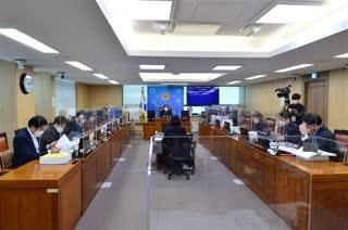 제298회 정례회 도시계획관리위원회 회의