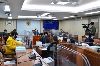 제298회 정례회 보건복지위원회 회의