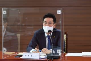 결산검사 총괄 설명회
