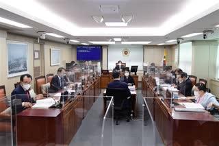제300회 임시회 문화체육관광위원회 회의