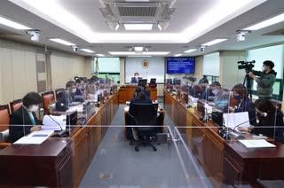 제300회 임시회 기획경제위원회 회의