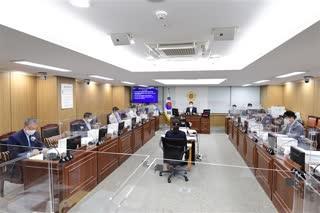제301회 정례회 도시안전건설위원회 회의