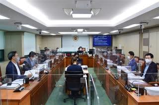 제301회 정례회 행정자치위원회 회의