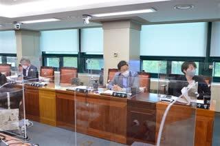 제301회 정례회 일자리대책 특별위원회 회의