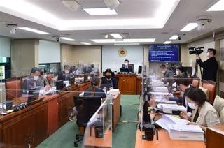 제302회 임시회 행정자치위원회 회의
